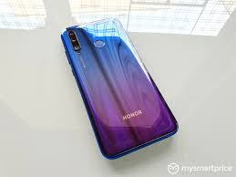 Honor 20i Specification