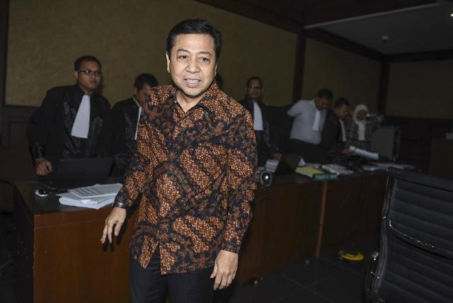 Kuasa Hukum Setya Novanto Laporkan 25 Penyidik KPK