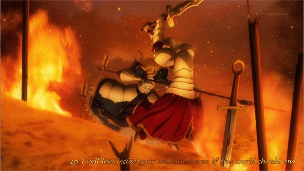 Saber, Arturia, King Arthur, Modred, Battle of Camlann, How Fate/Stay Night's Saber is a Dad