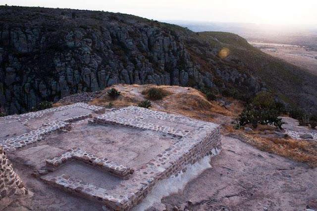 Zonas arqueológicas de Guanajuato que debes conocer