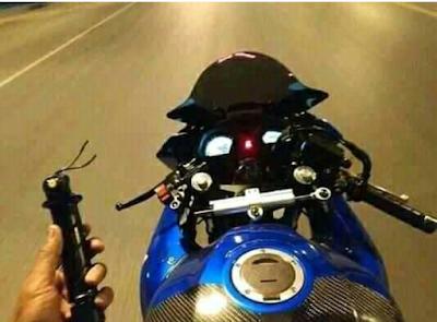 Lagi di Gas, Stang Kiri Patah !!! Horror