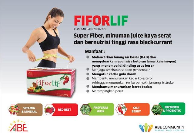 Manfaat Fiforlif dan Khasiatnya