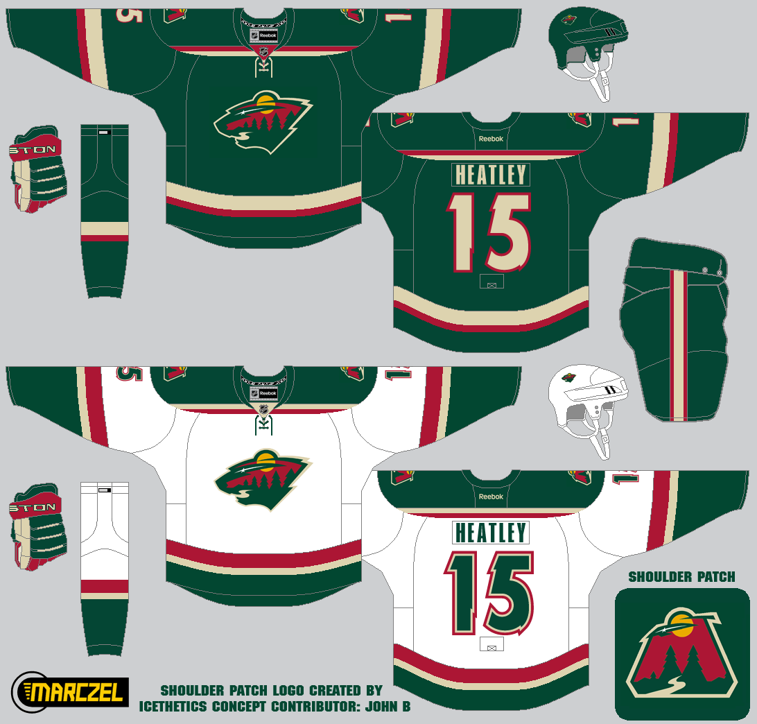 Monday  It s Raining It s POURING! - HockeyJerseyConcepts 6fdc0ac00