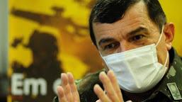 Bolsonaro apresenta os novos comandantes das Forças Armadas