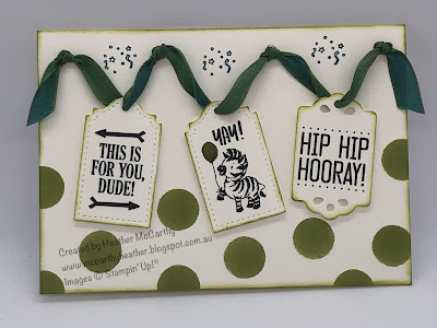 Celebration of Tags, Stampin' Up!