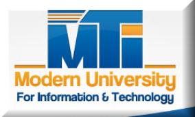 الجامعة الحديثة للتكنولوجية والمعلومات