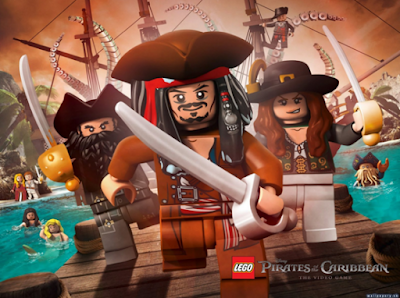 Download  LEGO Pirates of the Caribbean: The Video Game (USA) PSP ISO Free