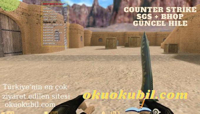 Counter Strike 1.6 Bhop +Sgs + Kfbot Hilesi 2021