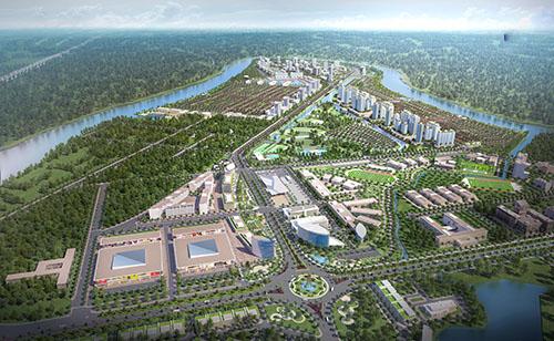 Cập nhật tiến độ dự án Waterpoint Nam Long tháng 10/2019