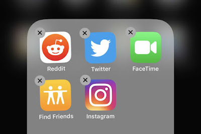 Delete all outdated apps