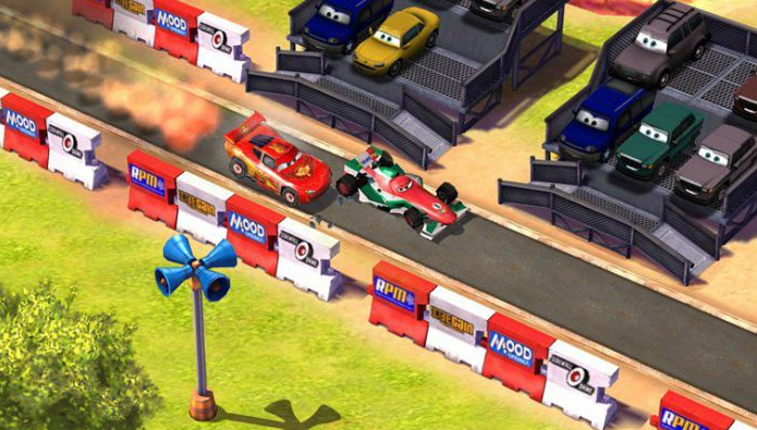 Cars: Fast as Lightning Game download