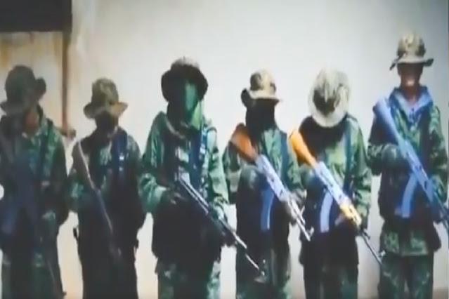 """Video: El CJNG sale a dar la cara tras ser exhibidos y humillados por El CDS; los 3 ejecutados y colgados de puente """"dicen no ser sus hombres"""""""