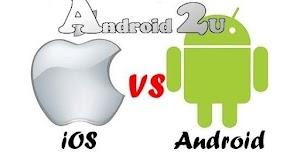 لماذا Android  أفضل من IOS؟