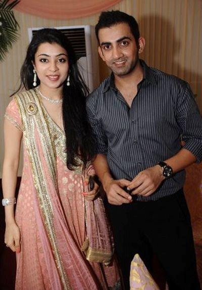 Fashion Mania : Indian Cricketer Gautam Gambhir Wedding ...