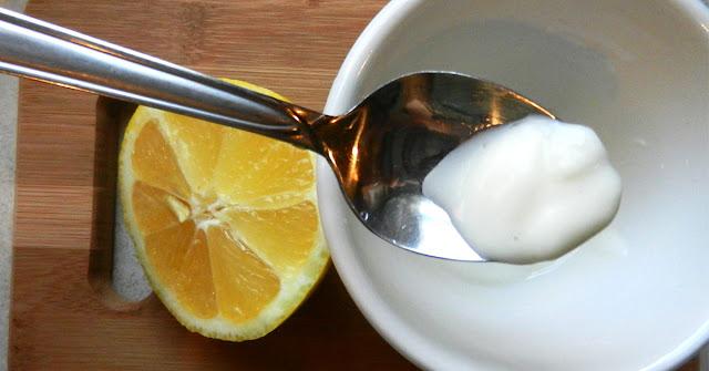 Mix Lemon Juice With Baking Soda