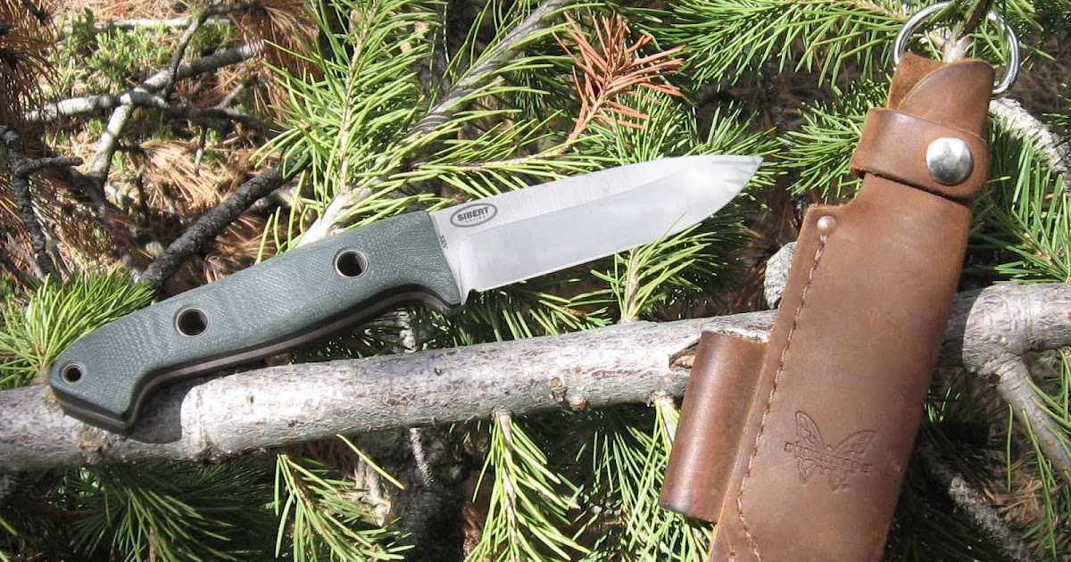 REVIEW: The Benchmade Bushcrafter Knife- Has Bushcraft Gone Mainstream?