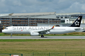 A321 Asiana Airlines
