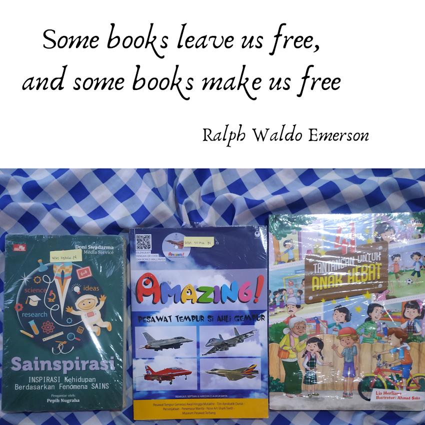 Perjalanan dan Pengalaman Literasi