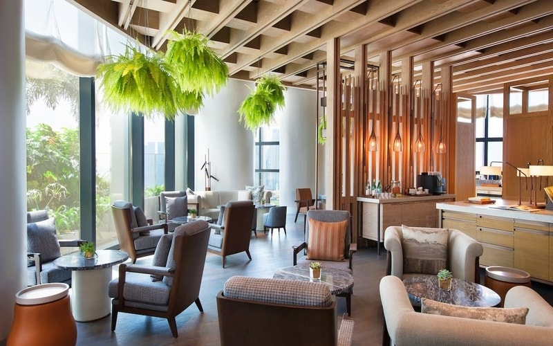 Excellent Staycation Experience in Andaz Singapore