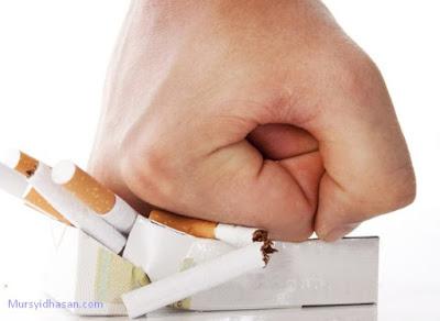 6 Tips Ampuh Berhenti Merokok Tanpa Resiko