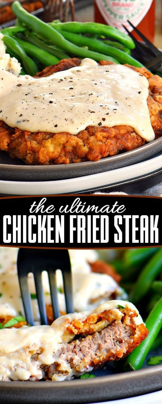 The Ultimate Chicken Fried Steak