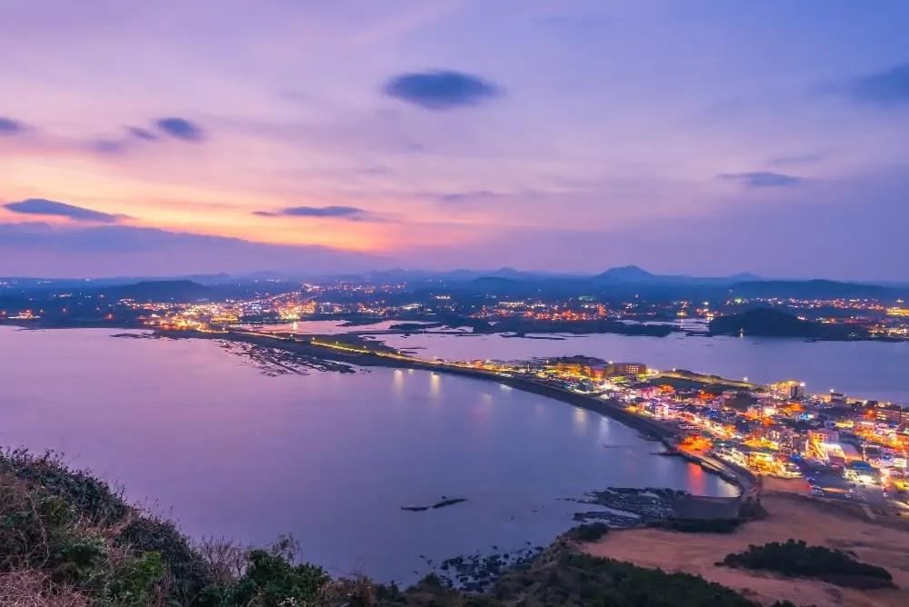 Seongsan Jeju Island South Korea