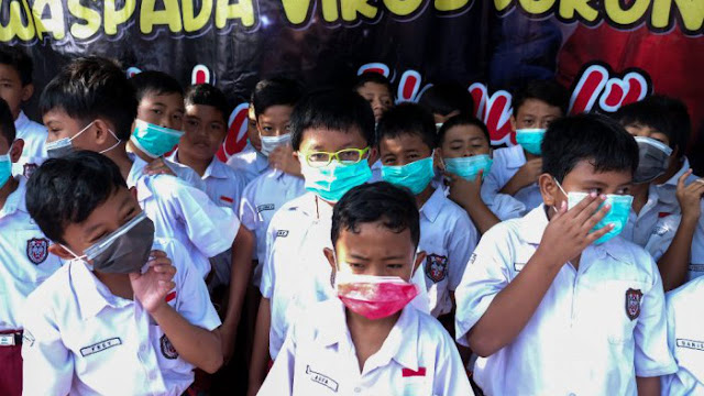Kemungkinan Libur Sekolah Akan Diperpanjang dan Masuk Setelah Lebaran, Tangerang