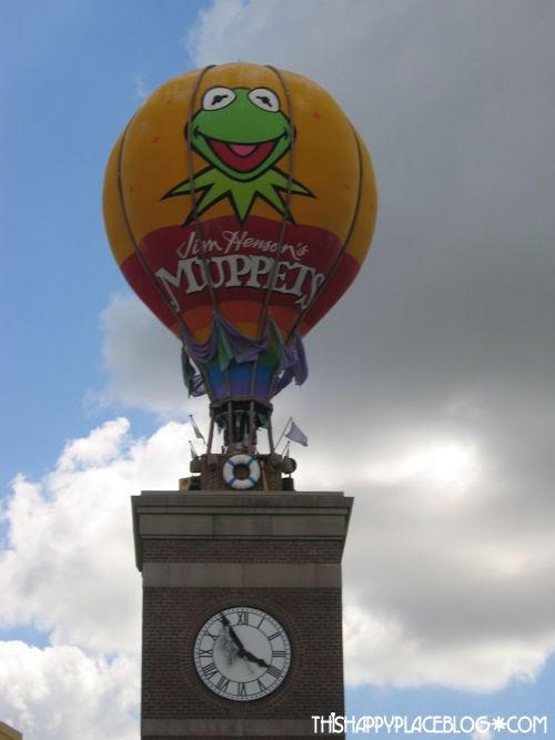 Muppets 3d Balloon