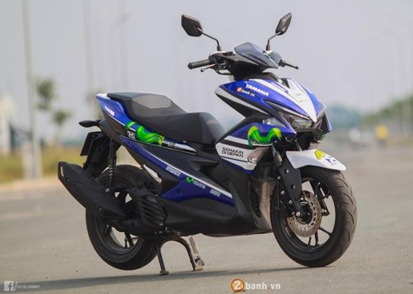 Harga Yamaha Aerox 155 VVA di Bali