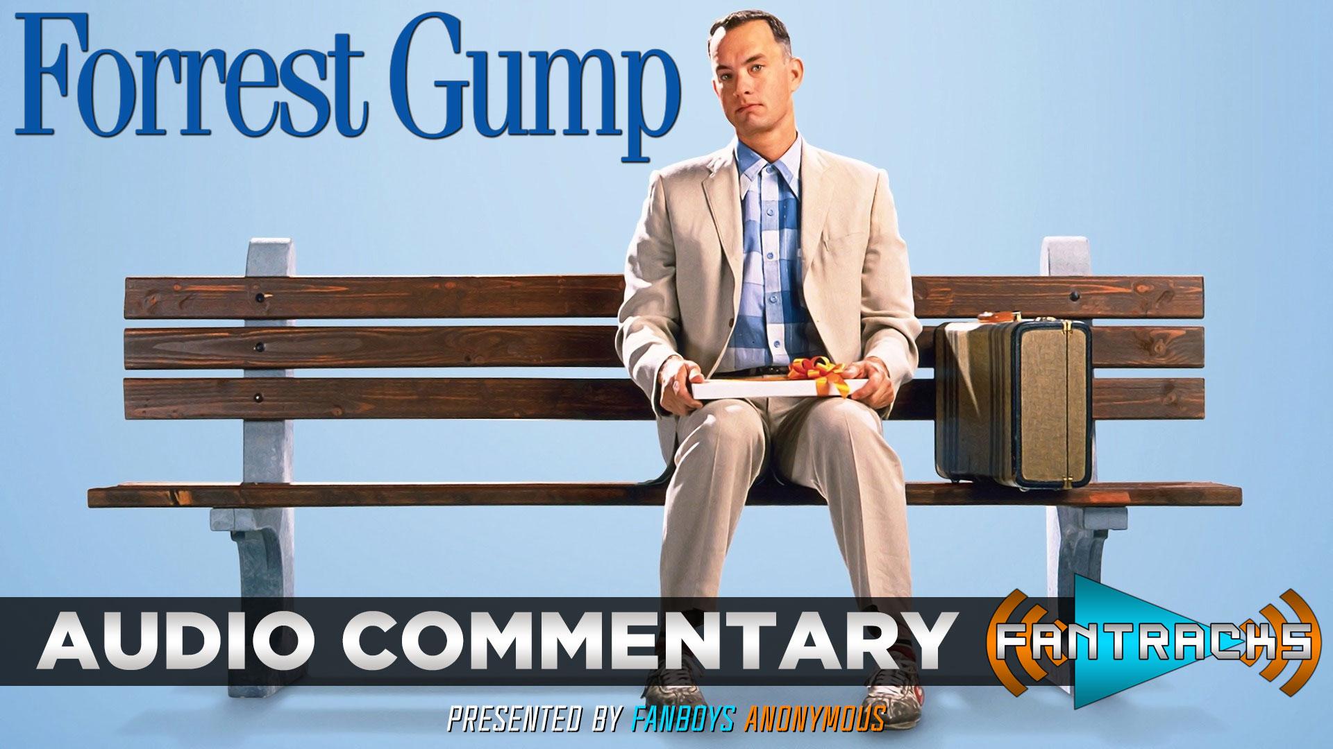 FanTracks Forrest Gump audio commentary