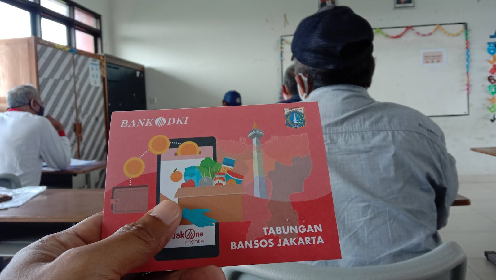 Tabungan Bantuan Sosial Jakarta