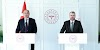 Kırgız Sağlık Bakanı Beishenaliev, Türkiye'ye geldi