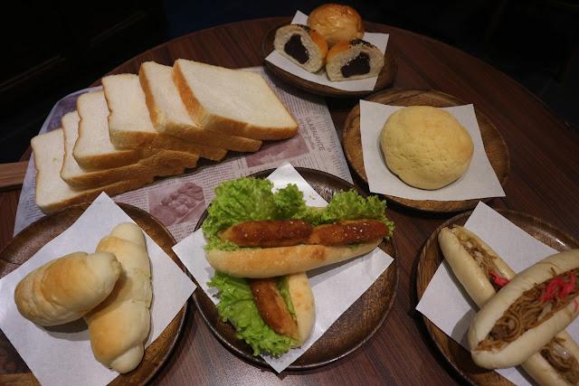Hachi Bakery Cafe 1 Mont Kiara