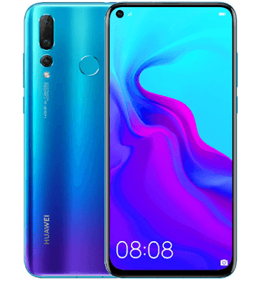 Huawei Nova 4 Officially Released, Bring the Camera on Screen with 23MPResolution