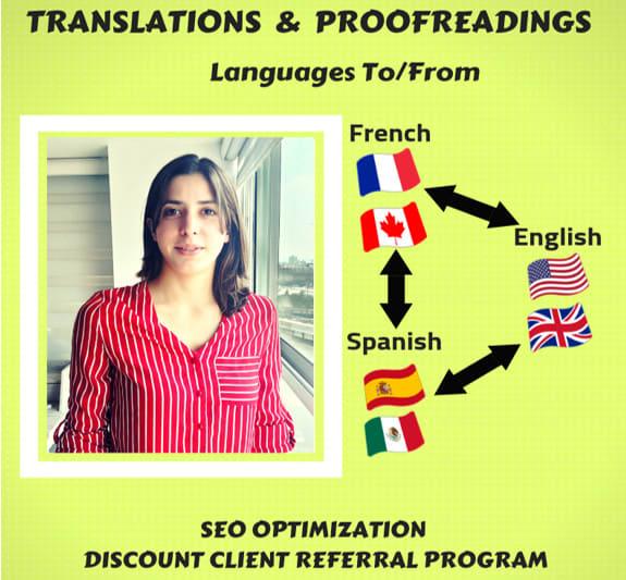 Translate from spanish to french or english and viceversa - juuzou suzuya - molecular gastronomy