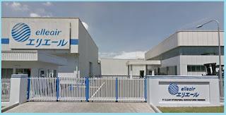 Informasi Lowongan Kerja Bekasi Hari ini PT Elleair International Manufacturing Indonesia