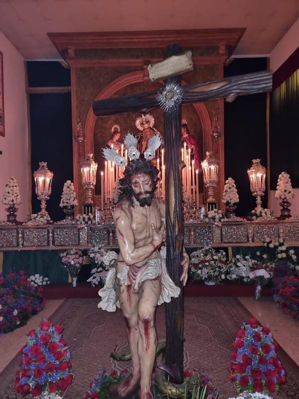 Un Sábado Santo especial en la Hermandad de El Sol de Sevilla