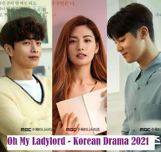 11 Daftar Nama Pemain Drama Korea Oh My Ladylord 2021 Lengkap