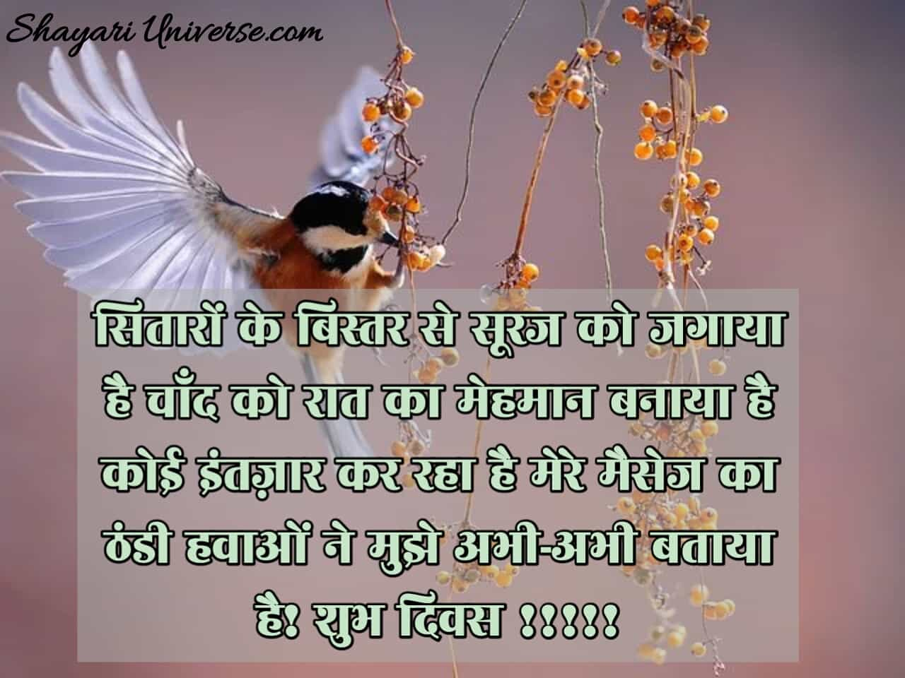 good morning thoughts in hindi, good morning message in hindi