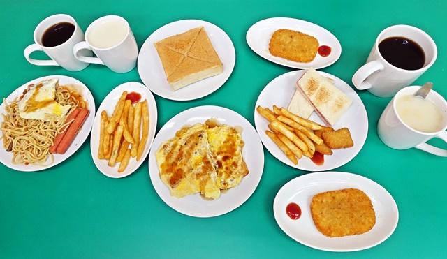 食貫蔬食早餐~宜蘭素食早午餐