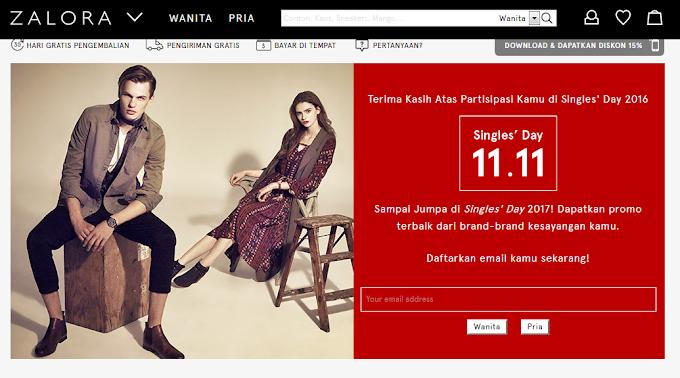 Perkembangan Online Shopping di Indonesia
