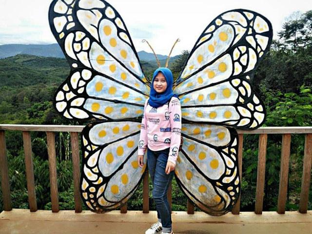 Spot Foto Jonggol Garden