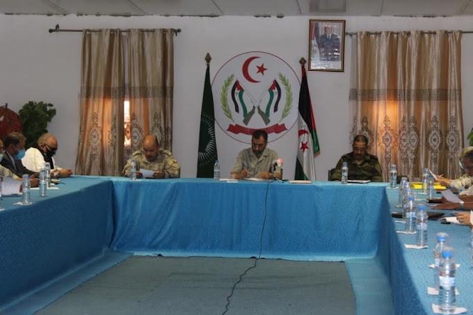 ⭕️ ورد الآن | إجتماع للحكومة الصحراوية قصد إتخاذ إجراءات جديدة بخصوص حالة الطوارئ.