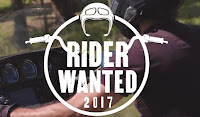 Rider Wanted 2017 Harley-Davidson riderwanted.com.br