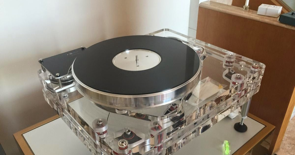 Photo on Record Player Solid State Stereo Systems