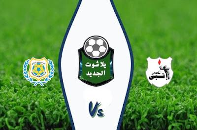 نتيجة مباراة الإسماعيلي وإنبي اليوم الاثنين 21 سبتمبر 2020 في الدوري المصري