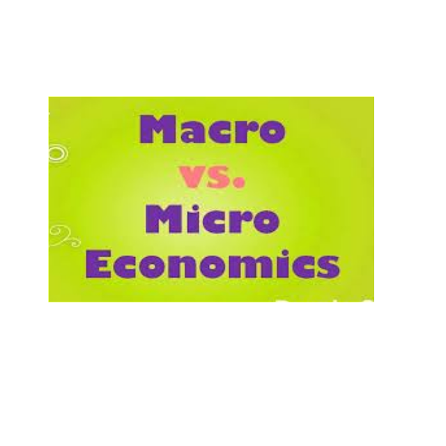 Explain, Meaning and Difference between microeconomics and macroeconomics