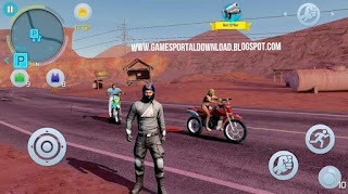 Gangstar Vegas v3.6.0 MOD Apk + Data Highly Compressed