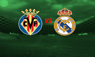 مشاهدة مباراة ريال مدريد وفياريال بث مباشر 16-7-2020 الدوري الاسباني