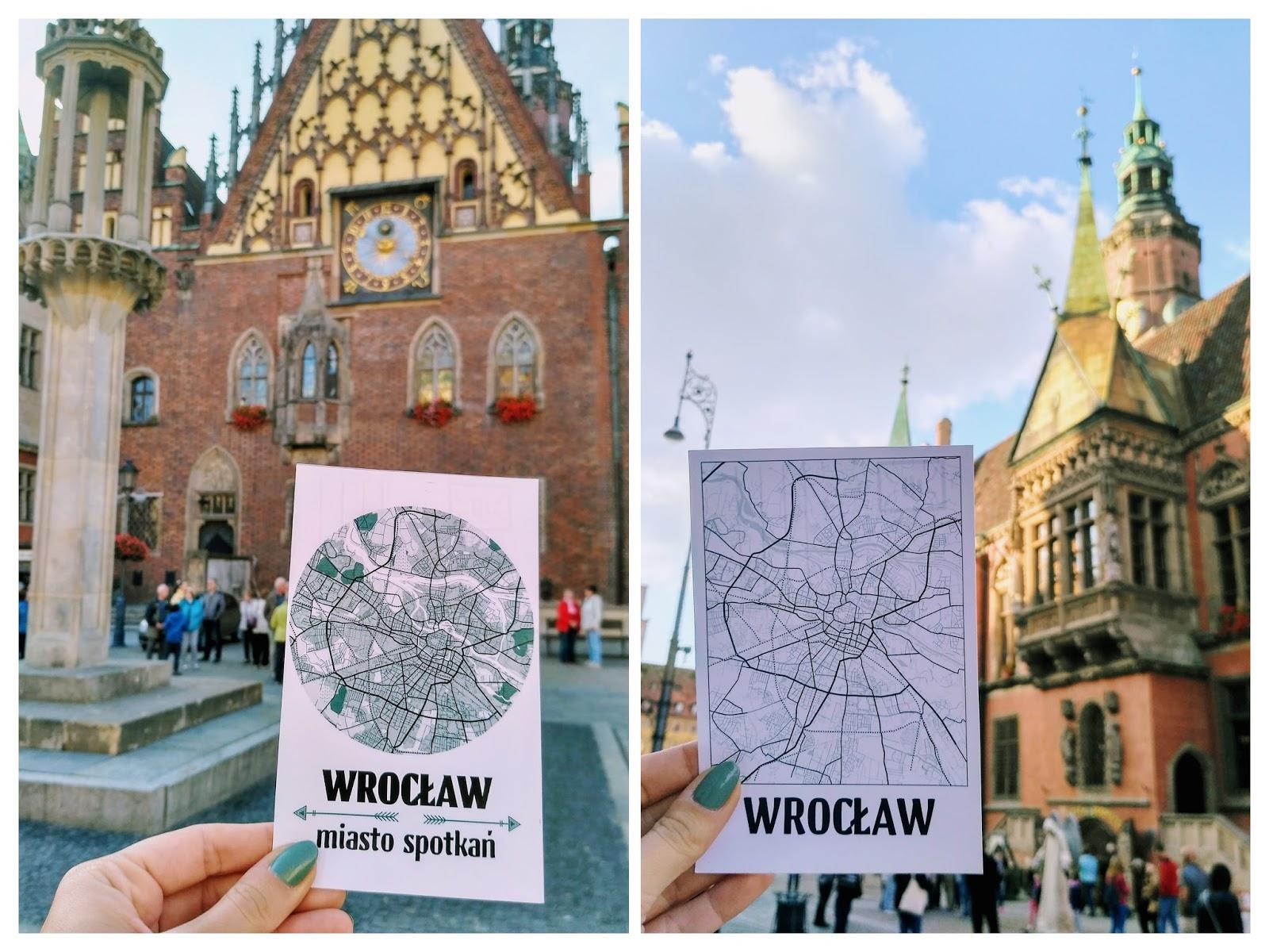 pocztówka od rykoszetki Wrocław